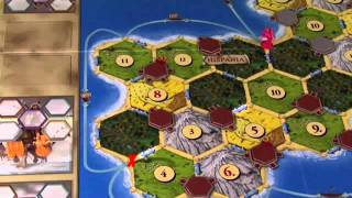 Catan Histories: Struggle for Rome - Learn to Play!