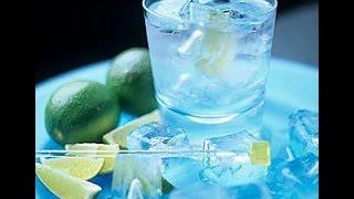 Как пьют джин