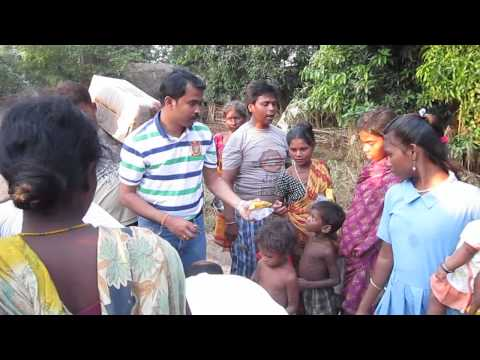 DAY-2: RELIEF DISTRIBUTION to the Flood affected people of Remuna Block, Balasore District