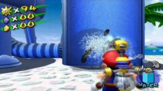 Super Mario Sunshine Trailer (June)