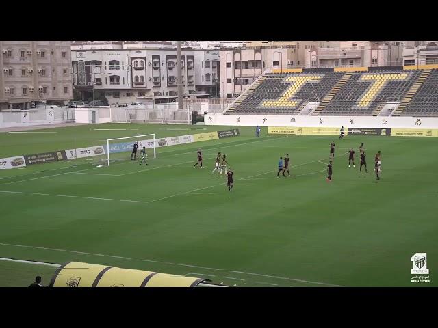 اهداف مباراة الاتحاد × الفيصلي ودية