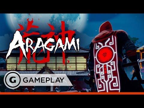 Aragami Gameplay -