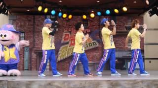 USJ ダンス・ダンス・エボリューション 2012.5.23 (Wed.)