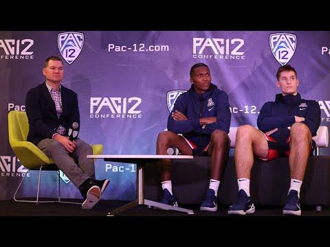 Pac-12 Men's Basketball