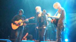 Ilse DeLange & Bertolf - Better than rain - 013 Tilburg, Fanmeet 13-01-2008
