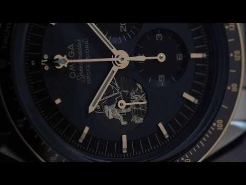 TWC Reviews: Omega Speedmaster Apollo 11 50th Anniversary Watch