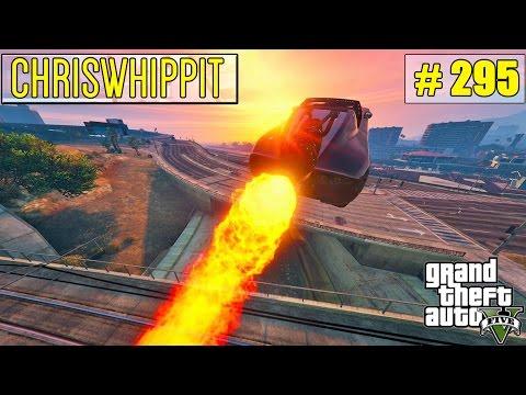 GTA 5 Online med SoftisFFS | ROCKET-CAR HOTEL STUNTS | #295