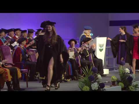 Graduation 2017 - Wednesday 13:00 Ceremony - Carnegie School of Education