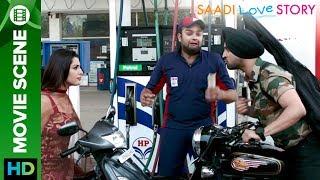 Clashes between Neetu Singh & Diljit Dosanjh   Saadi Love Story