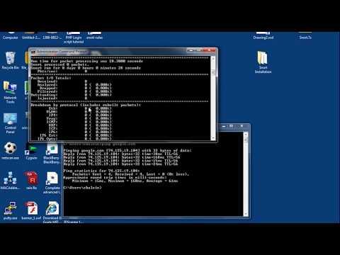 Setup Snort IDS On Windows 7