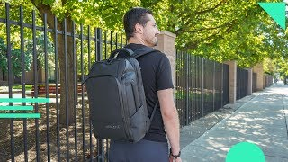 NOMATIC Travel Pack Review | Updated 2019 Version 20L - 30L Expandable Backpack