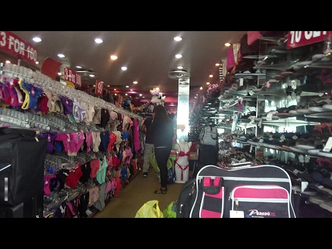 "Pattaya ""Shopping & Lunch on Beach Rd"" (MT) MMXVII"