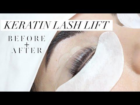 b32371da0b5 KERATIN LASH LIFT: Collab with blogger babe Sarah Najafi! - YouTube