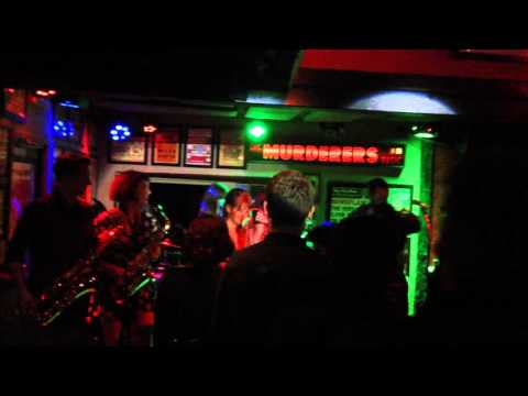 Rope Store - Instrumental, Live at The Murderers, Norwich. 09/10/15