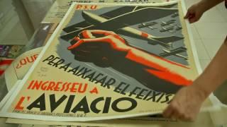 TV3 // Telenotícies nit // Un autèntic museu de la publicitat!!!