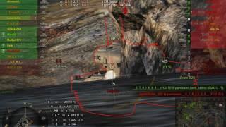 найкращий бій на Т-54 перший зразок