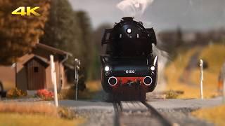 Die wohl schönste Dampflok von Roco in Spur H0