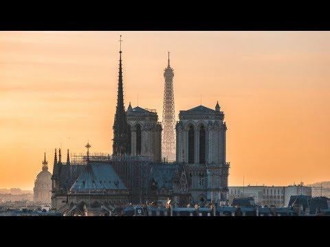 مشاهد في السينما تجسد قيمة كاتدرائية نوتردام  - 10:55-2019 / 4 / 17