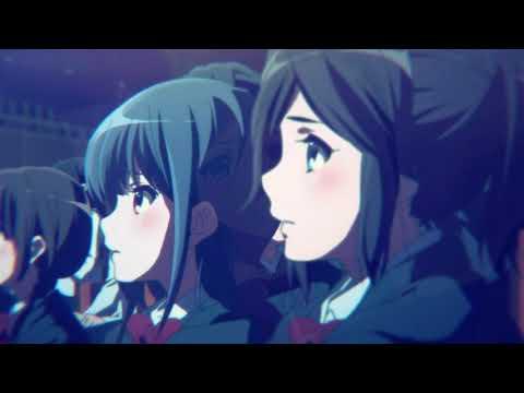 [AMV](Vietsub) Ghost of a Smile - EGOIST (Yuri)