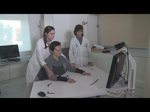 Felçli Hastalar Için Sanal Gerçeklik Oyunu