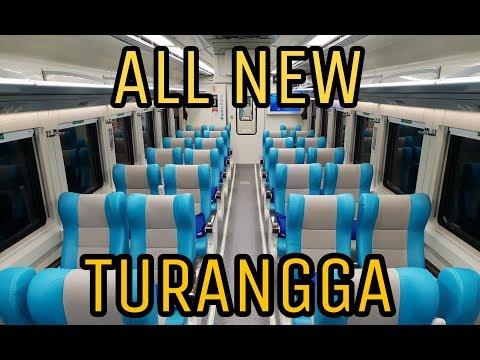 Trip by Train - Naik Kereta Turangga rangkaian Stainless Steel Terbaru