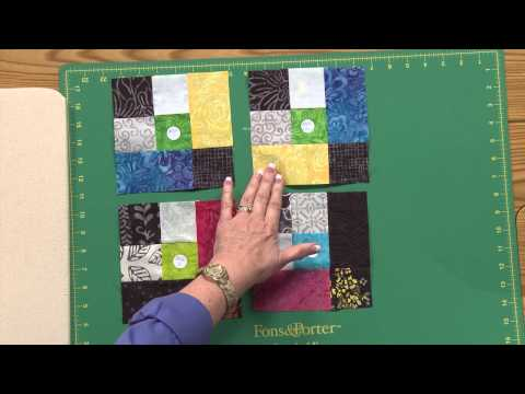 How to Make the Chain Link Quilt