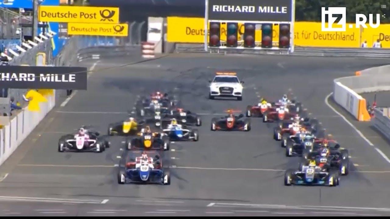Сын Шумахера стал чемпионом европейской «Формулы 3»