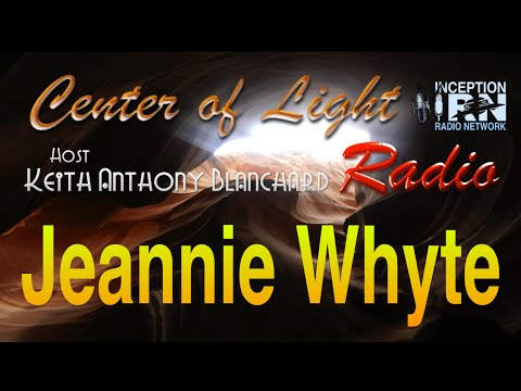 Jeannie Whyte - Practical Psychic Powers - Center of Light R