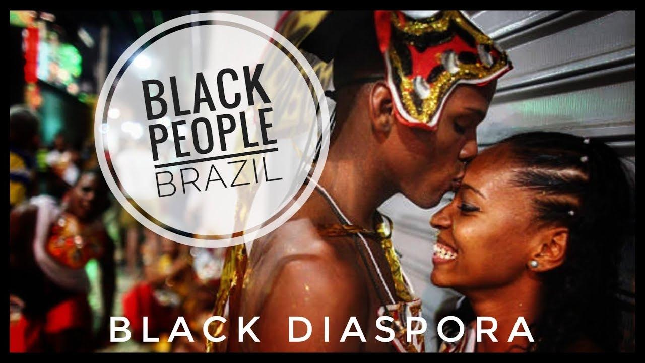 AFRO-BRAZILIAN SALVADOR BAHIA BRAZIL INFORMATION MAN SHOW