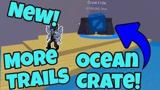 *New Update* // Roblox Speed City | New Ocean Crate
