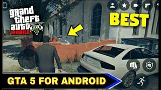 How to Download GTA 5 on Android || GTA 5 Lite Version for Android Download