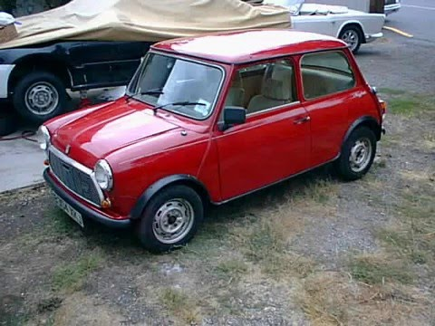 classic mini cars for sale cool video youtube. Black Bedroom Furniture Sets. Home Design Ideas