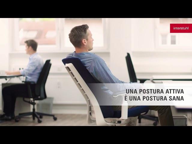 Interstuhl - PUREis3 - Innovazione per la tua salute