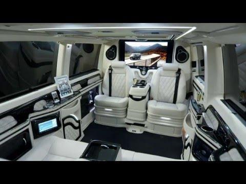 KLASSotic ® Volkswagen T6 Multivan  VIP Limousin Business Luxury Mobility Van