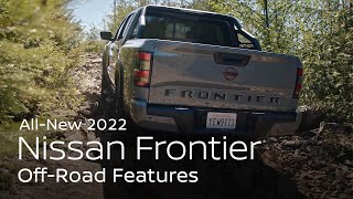 homepage tile video photo for 2022 Nissan Frontier Off-Road Features