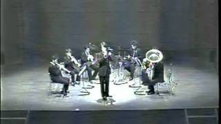 Note Brass Quintet 兵庫公演ライブ映像 2009/03/26西脇市立音楽ホール...