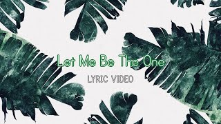Let Me Be Me The One - Jimmy Bondoc (Piano Version) Lyrics HD