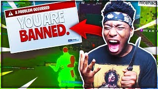 SECRET FORTNITE GLITCH MADE ME *DELETE* Fortnite: Battle Royale! WARUM GESCHIEHT DIES!?!