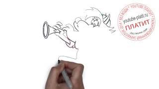 Мультик Ну погоди  Как нарисовать мультфильм Ну погоди карандашом поэтапно(Ну погоди. Как правильно нарисовать волка или зайца из мультфильма Ну погоди поэтапно. На самом деле легко..., 2014-09-11T16:18:36.000Z)