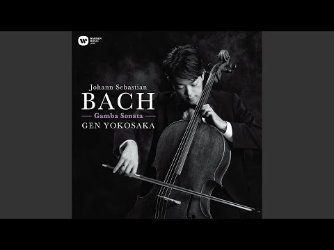 Viola da Gamba Sonata No. 2 in D Major, BWV 1028 (Arr. for Cello & Piano) : I. Adagio