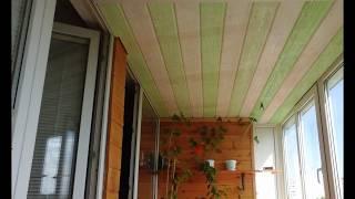 Как отделать потолок на лоджии :: newvideoblog.