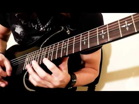 Gus Drax - Melodic Shredding Improvisation #3