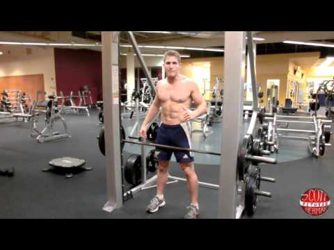 How To: Smith Machine- Overhand-Grip Bent-Over Row