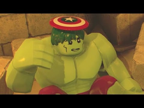 LEGO Marvel Super Heroes 2 - 100% Guide #17 - I Sphinx We Have a Problem! (All Minikits)