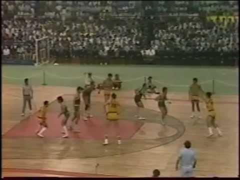 1985 Greek Cup Final Aris Salonika vs Panathinaikos