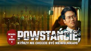 """Film chrześcijański """"Wiara w Boga 3 – Powstańcie, którzy nie chcecie być niewolnikami"""" (Zwiastun)"""