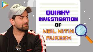 Mad Fun - Neil Nitin Mukesh gets investigated by Inspector Gotekar | Bypass Road