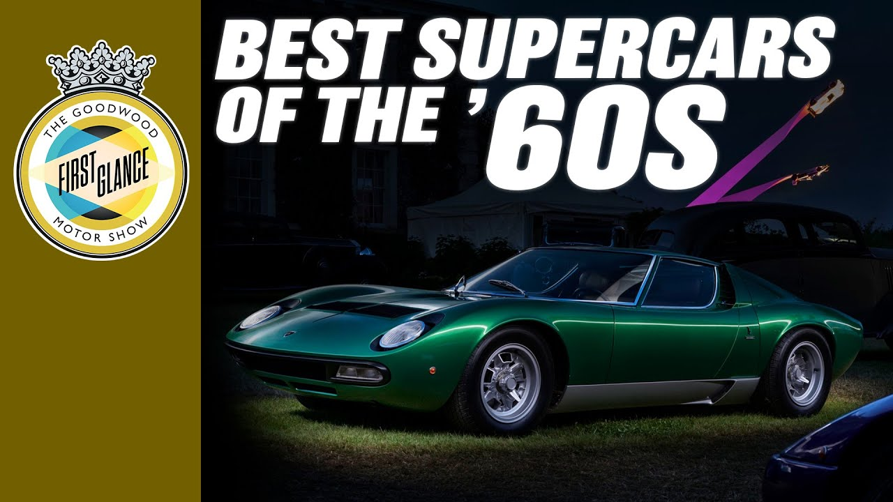Best Supercars of the '60s – YouTube