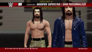 Wwe 2k16 brian kendrick caw (clash of champions attire ) and entrance+finishers