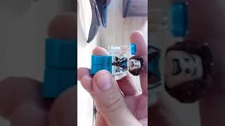 Порівняння якості на китайські набори Лего від компаній пін бл, 818, леле і сл тойс